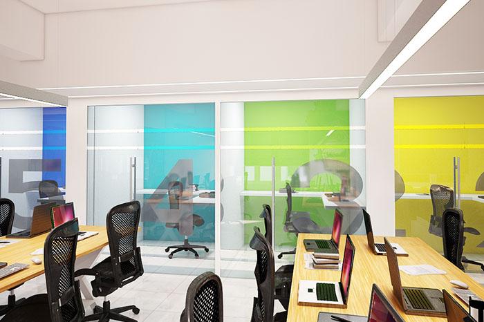 Elegant APP DEVELOPMENT OFFICE, INTERIORS Mobile